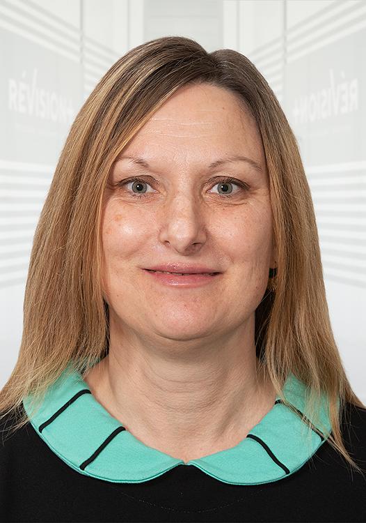 Revisorassistent, Jeanette Faarvang Pedersen