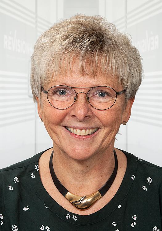 Registreret revisor, Lis Bebe Nielsen